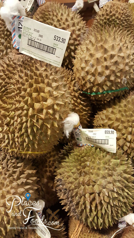 HK ICC musang king durians from malaysia