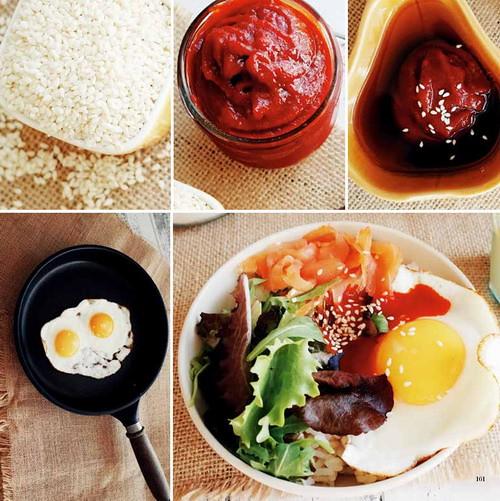英倫早午餐×韓式燻鮭魚拌飯-20160203