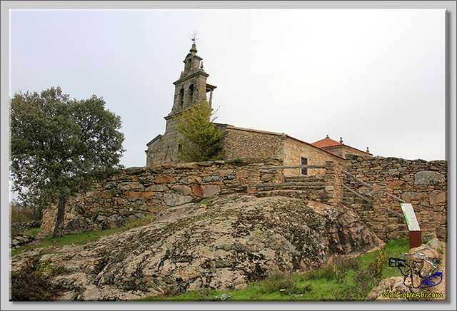 6 Mirador de las Barrancas y Ermita del Castillo en Sayago