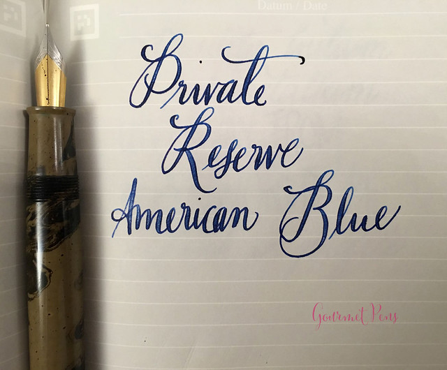 Review Gama Popular Fountain Pen - Flex @FPRevolution (14)