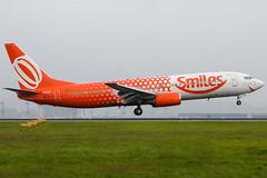 Gol Linhas Aéreas   Boeing 737-800 @ GRU