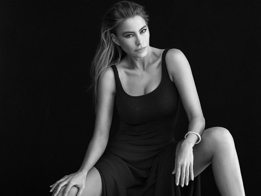 София Вергара — Фотосессия для «The Edit» 2016 – 5