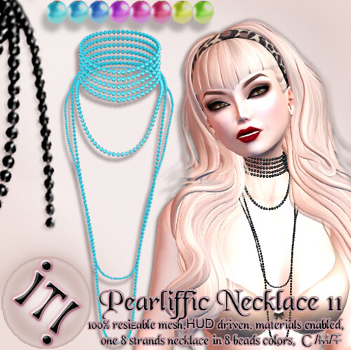 !IT! - Pearliffic Necklace 11 Image