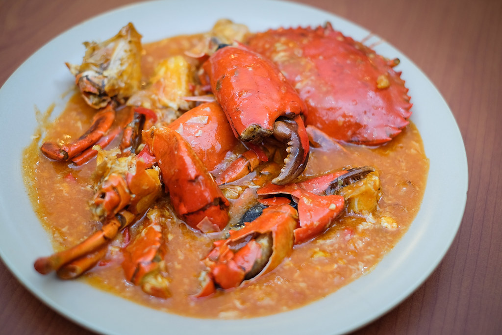 Makassar Food: RM Surya Super Crab
