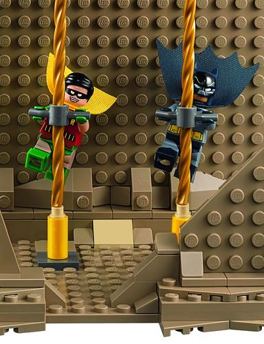 LEGO Super Heroes DC Comics 76052 - Batman Classic TV Series - Batcave