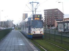 GVB Trapwagen Tram 908