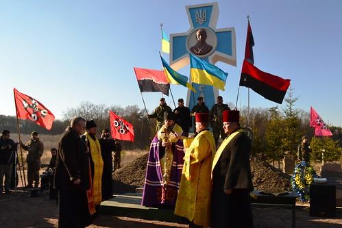 На Рівненщині вшанували пам'ять Клима Савура