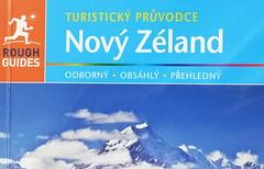 Recenze: Turistický průvodce Nový Zéland