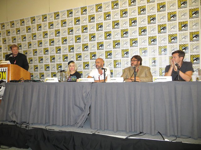 How Comics Took Over Hollywood Panel