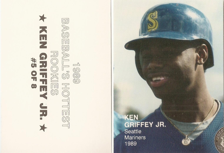 c5a40857ae Ken Griffey Jr Price List - Supercollector Catalog