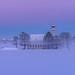 Bavarian Winter Landscape by Achim Thomae
