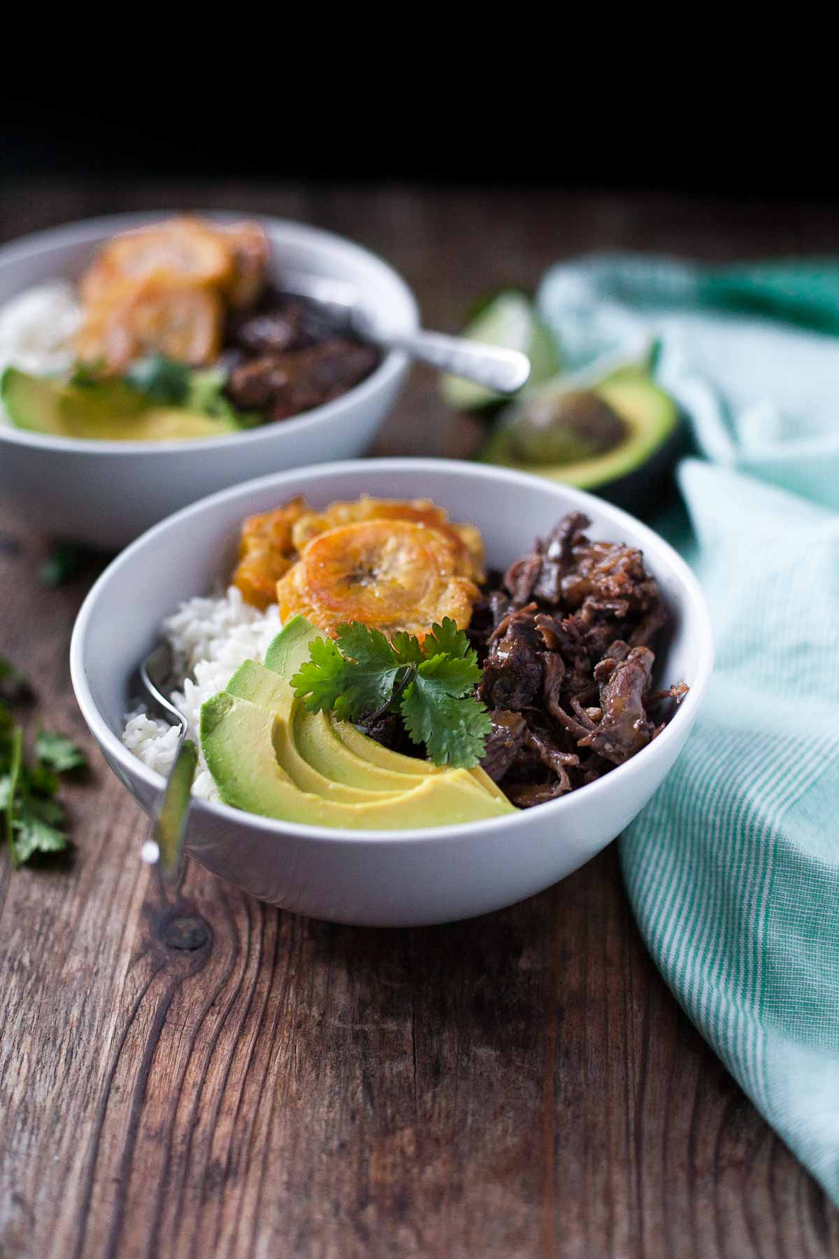 Slow-Cooker Cuban Short Ribs (Gluten free, Paleo) | acalculatedwhisk.com