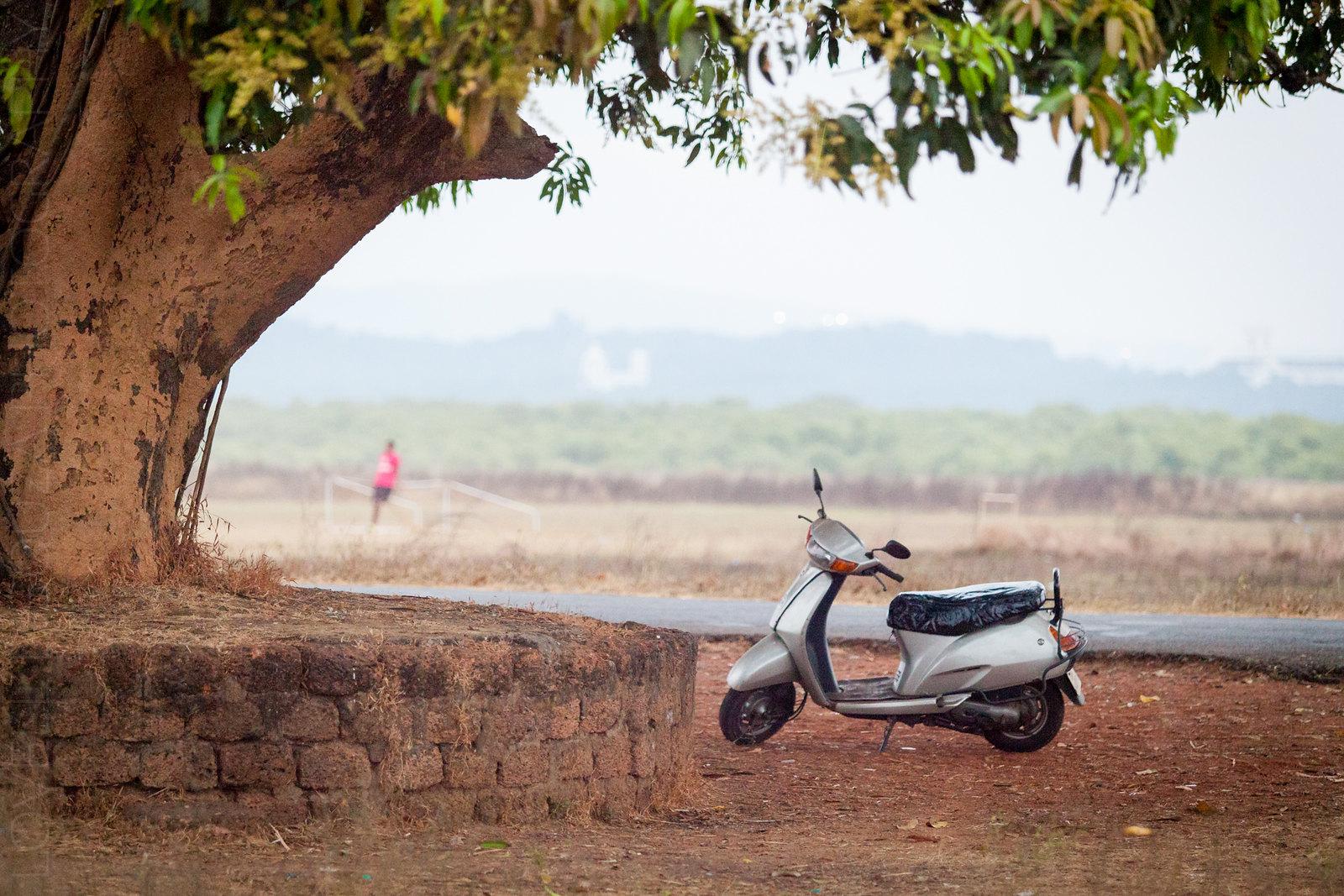 Our ride - Bapaycho Activa