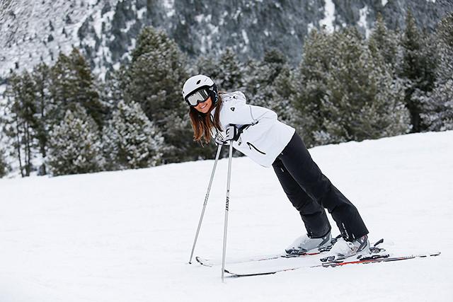 Sky Andorra Neutrogena experience