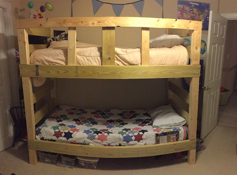Bunk Bed Results