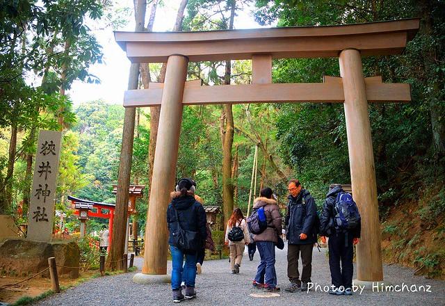 狭井神社へ!