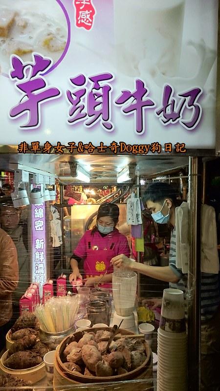 寧夏夜市美食蚵仔煎飯糰豆花26