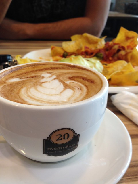 Lunch @ Twenty & Co, Shah Alam