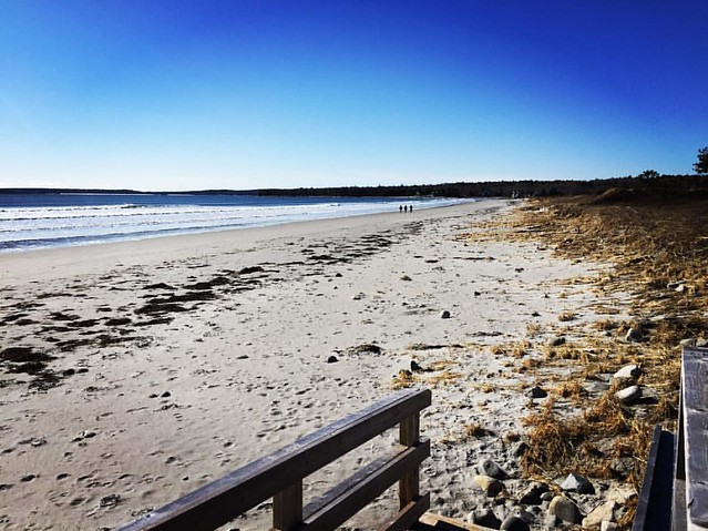 Look! Another amazing beach!   #novascotia #canada #travel #locationindependent #summerville