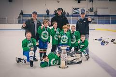 Brainerd Hockey Warrior Cup