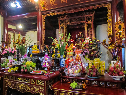 Hanoi: le Temple Montagne de Jade