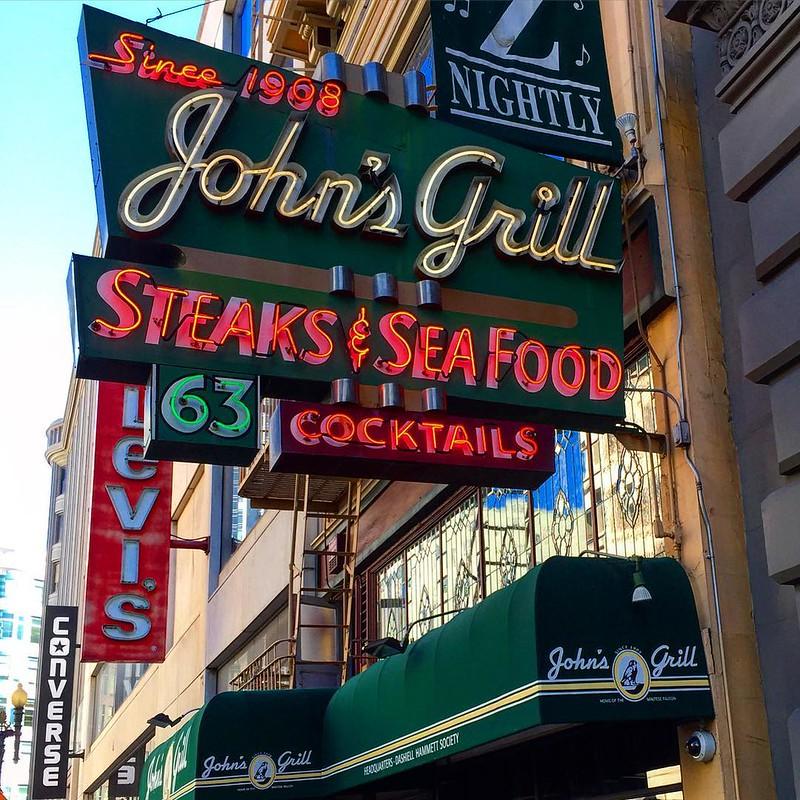 John's Grill