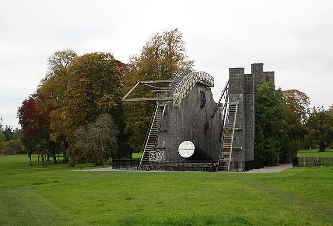 El telescopio Leviathan. © Paco Bellido, 2007
