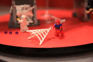 LEGO Marvel 76057 Spider-Man Web Warriors Ultimate Bridge Battle 8