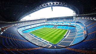 My will power was stop. The view makes me crazy you know. Me went to RealMadrid stadium. Super huge. レアルマドリードのホームスタジアムに行ってきた! #realmadrid #football #Spain #madrid #love #studium #soccer #beautiful #view #awesome #⚽️⚽️⚽️