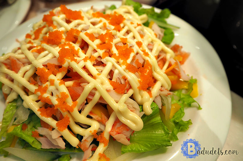 kani salad four seasons hotpot cubao