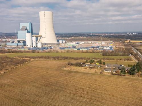 Kohlekraftwerk EON IV-Datteln