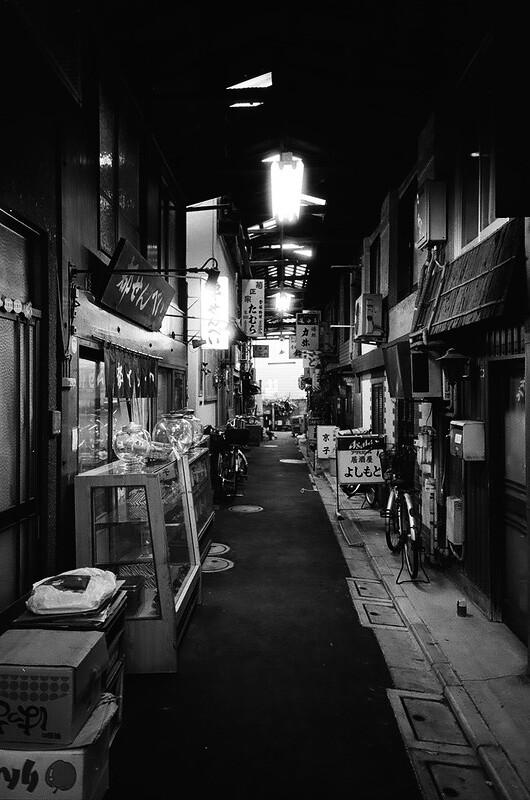 上野 by RICOH GR1s 2016年3月6日