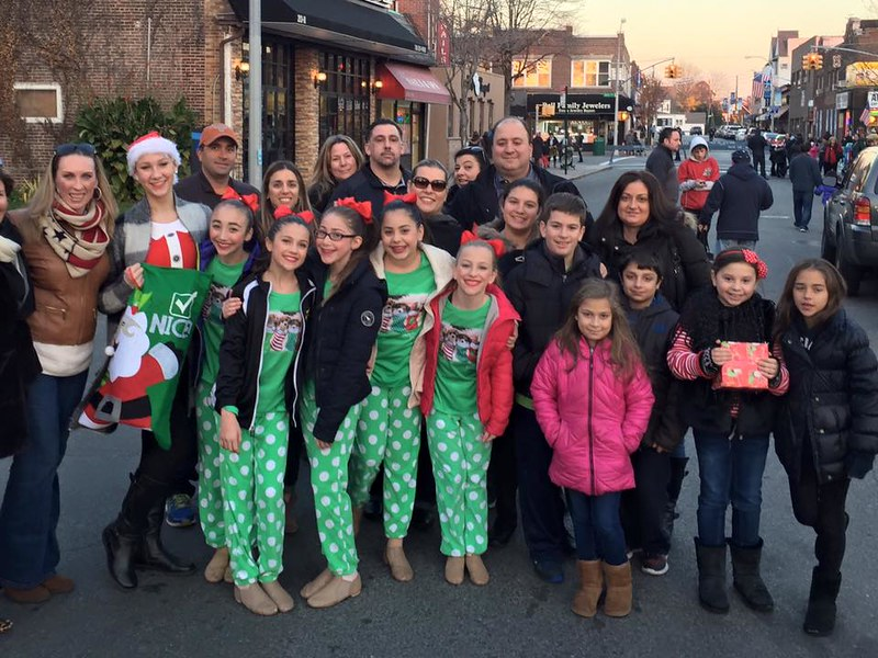 2015 Bayside Tree Lighting Ceremony Whitestone NY