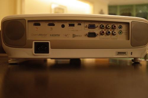 BenQ DLP Projector HT3050 04