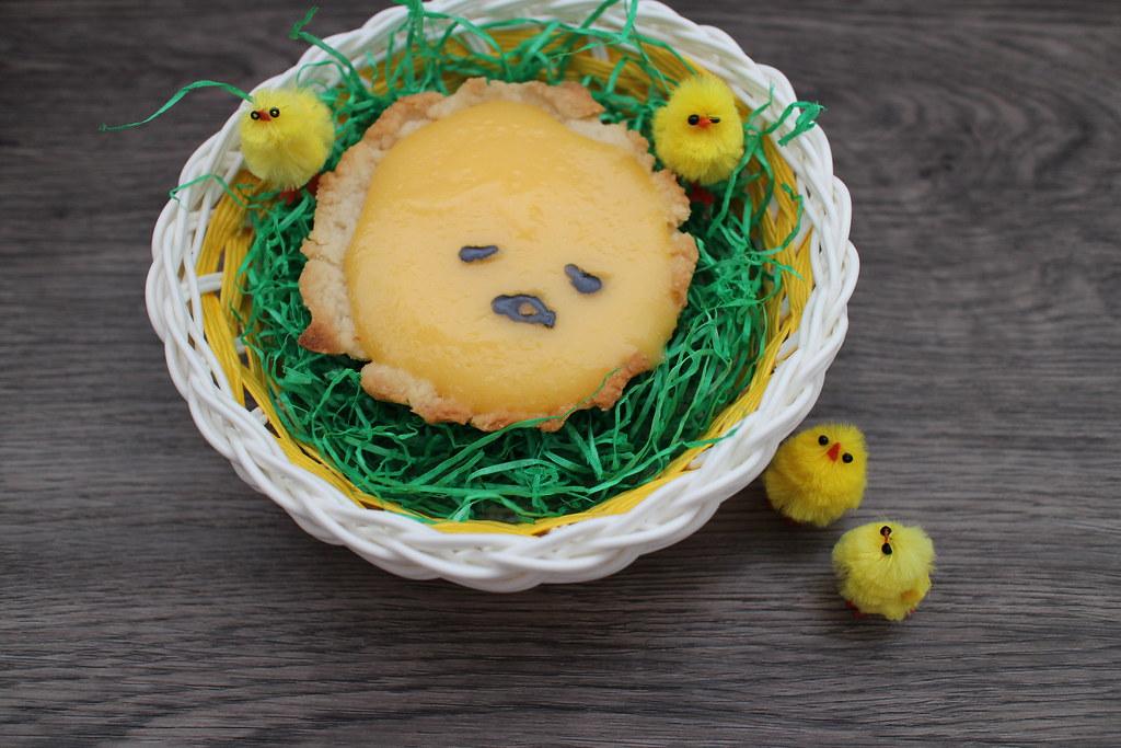 Gudetama Cake