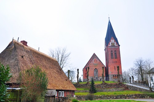 Kirche Sandesneben