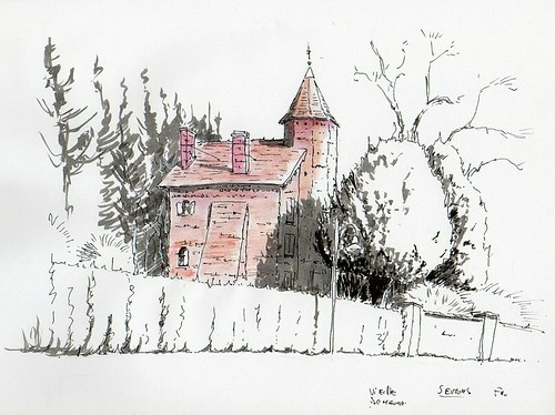 Ancienne demeure - Semons