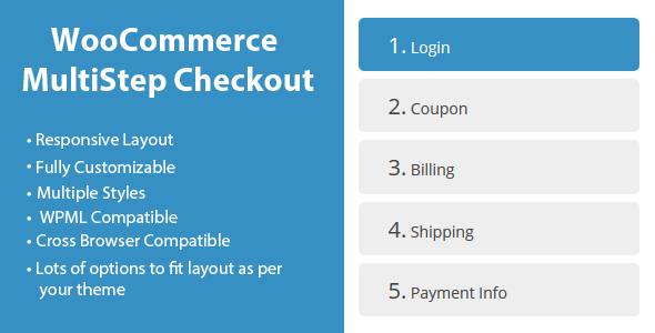 WooCommerce MultiStep Checkout Wizard v2.3.1