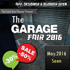 THE GARAGE FAIR 2016