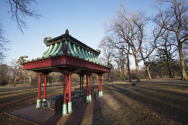 Tower Grove Park Pavilions 1