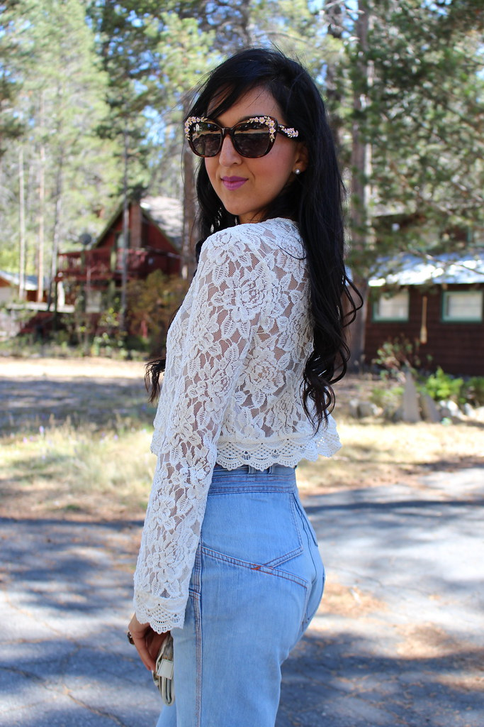 Flares and Lace 12