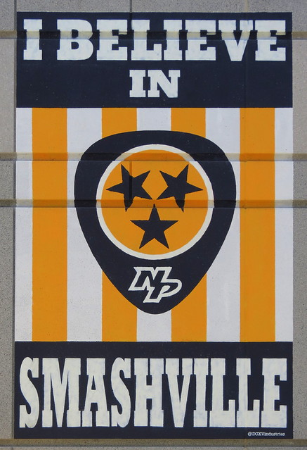 I Believe in Smashville