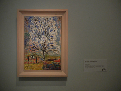 Pierre Bonnard, Legion of Honor, SF - Almond Tree in Bloom _ 1903