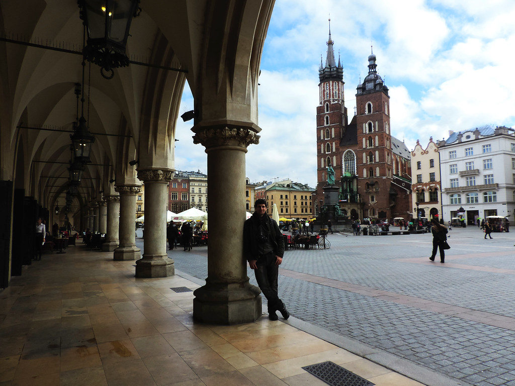 Main Square, Krakow