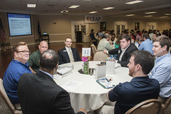 SRNS LEAP Networking Event