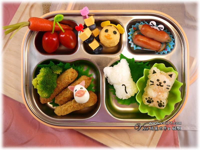 0330立體熊兒童餐023