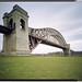 Hell Gate Bridge by malarchie