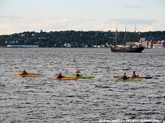 Tall Ships 2012 halifax nova scotia sea kayakers