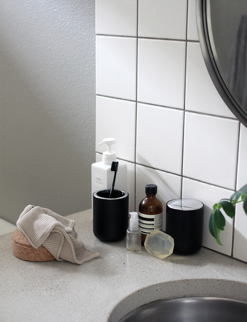 AMM blog: bathroom basics with DLK