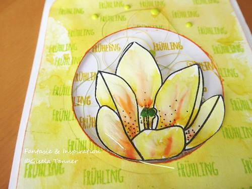 Eine Frühlingskarte